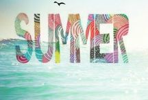 Summertime and the livin is easy / All things summer / by Jenny Swift