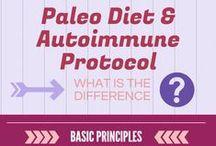 Food medicine / Paleo, AIP, FODMAP, gut health, leaky gut, SIBO, Natural, real food / by Kate Knox