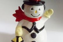 Christmas in July / A great time of year to get Christmas decorations at a reduced price!