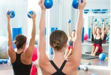 Yoga/Barre/Pilates / by Lindsay - Cotter Crunch