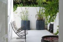Balcony, patio, terrace