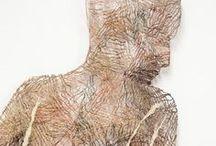 A = Textile Art