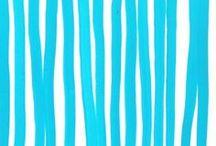 Pattern, blue