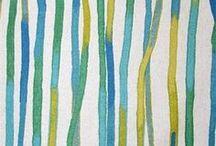 Pattern, green