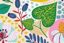 Pattern, floral