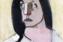 Fine Art, Helene Schjerfbeck