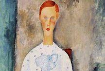 Fine Art, Modigliani