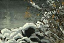 Fine Art, Akseli Gallen-Kallela
