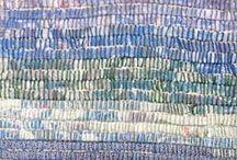 E = Embroidery, Judith Martin