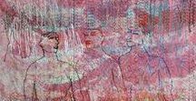 Embroidery, Alice Kettle