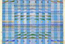 Bauhaus, textile