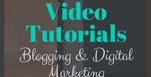 Designed 4 U Youtube Video Tutorials / Videos from our Youtube channel, covering Wordpress tutorials, lead generation tips, website design, digital marketing tips blogging tips ... Don't forget to subscribe to my channel