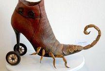 Extravaganza in shoes