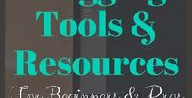 Blogging Tools and Resources / Tools and Resources that can help you on your blogging journey. Whether you plan to start a blog or already have one these tools will help and guide you to drive traffic and make money.