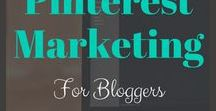 Pinterest Marketing / Pinterest Marketing for bloggers, small business owners and entrepreneurs, tips, tricks and case studies to help you succeed on Pinterest #pinteresttips #startablog #buildablog #bloggingforbeginners