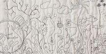 Embroidery, Paula Kovarik