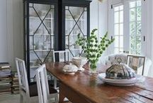 Not Too Fancy Interiors / Rooms that combine high- and low-cost elements to create a beautiful space