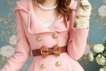 { Fashion iLove } / loves= lace, bows, sweetheart necklines, statement jewelry pieces, girly, fun, different! / by Sara Kobzanets