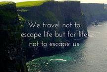 { Travel iLove } / by Sara Kobzanets