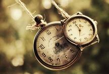 .:time:. / by Sarah Denton- Zeron