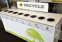 Amenities: Recycling and Recycled Fixtures in Retail