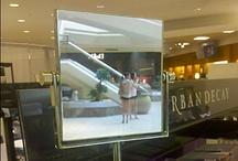 Amenities: Mirrors in Retail Merchandising
