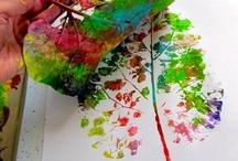 Art Ideas / Art tutorials and ideas.
