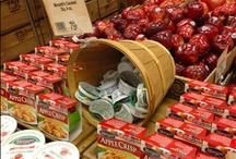 Bushel and Peck Basket Merchandising in Retail
