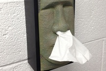 Amenities: Tissue Dispensers and Such in Retail