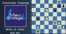 Échecs & Exercices / Daily Chess Exercises - des exercices quotidiens pour progresser aux échecs