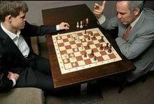 Echecs & Champions / Les meilleurs joueurs d'échecs sur le site Chess & Strategy