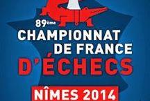 Echecs & Affiches / Affiches de tournois d'échecs