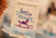 """""""Land of Wonder""""  Ft. Hood 2012  / Babies""""R""""Us / Graphic Design by Paper & Cake / Photos by Elayne Dunn Photography and Forever / Bliss Photography"""