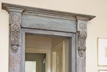 Entryway Inspiration / Details and Inspiration for renovating the entry to your home.