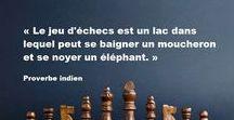 Échecs & Citations / Les citations célèbres des joueurs d'échecs - http://astore.amazon.fr/chestr-21