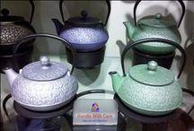 Cookware Fixtures in Retail