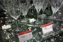 Cup, Glass and Stemware Fixtures