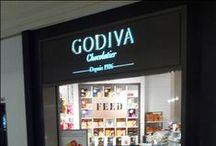 Candy Merchandising Fixtures
