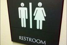 Amenities: Restroom
