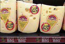 Cheese Fixtures and Merchandising