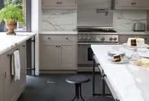 Kitchen Inspiration / Gorgeous kitchens pinned to inspire!