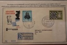 Échecs & Philatélie / Les timbres sur les échecs