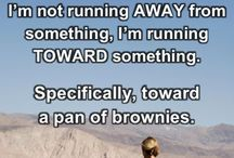 Running for Cookies