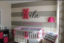 Baby Nursery!!! / by Sara Kobzanets