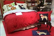 Bed Merchandising