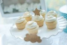 Baby Shower Food / Inspiration for cute, delicious baby shower snacks and desserts.