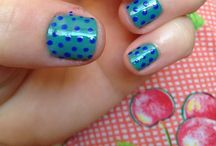 nail art. / slightly obsessed with nail polish. / by pickel swimming