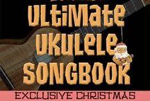 Ukulele Ukelele Uke Power! / Ukulele: The sound of stress melting away!