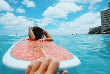Surf - Skate - Ride / by Nautical Wheeler Jewelry