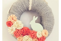 Easter- Crafts and school